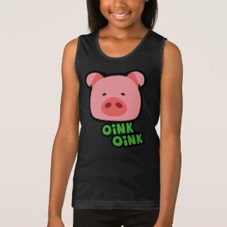 OWLIE BOO - Pig Singlet