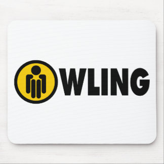 Owling Mouse Pad