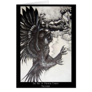 OwlKnight Card