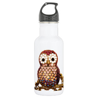 Owls 532 Ml Water Bottle