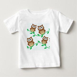 Owls Baby T-Shirt
