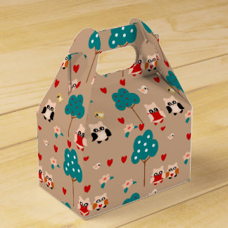 owls favour box