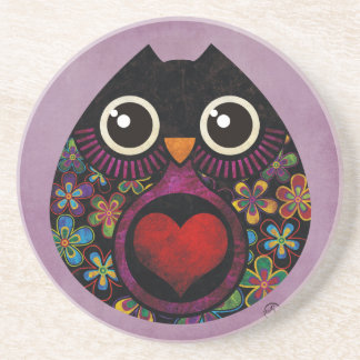 Owl's Hatch Coaster