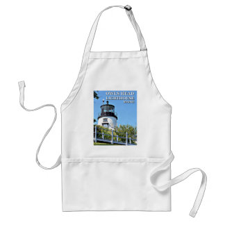 Owls Head Lighthouse, Maine Cooking Apron
