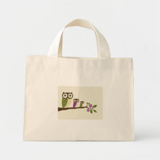 owls in a row bag