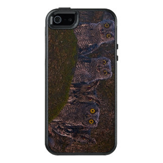 Owls in the Oak Hollow OtterBox iPhone 5/5s/SE Case