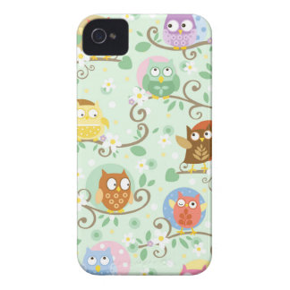 Owls iPhone 4 Case