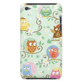 Owls iPod Touch Case