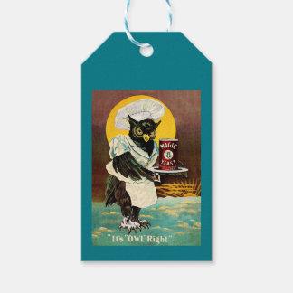 Owl's Magic Yeast Gift Tags