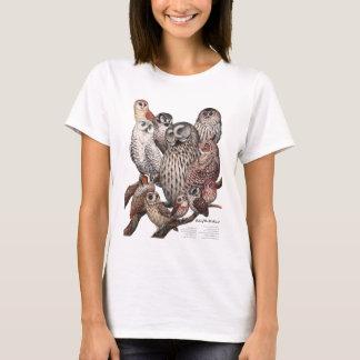 Owls of the Northeast dark.png T-Shirt