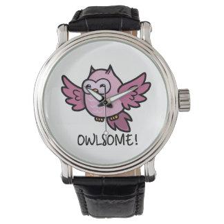 Owlsome Watch