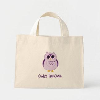 Owly the Owl Tote Bag