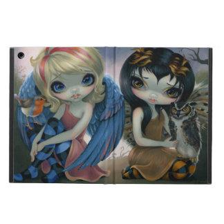 Owlyn and Robyn iPad Air Case