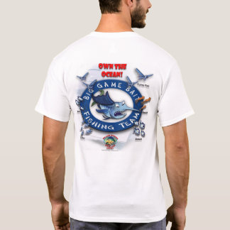 "Own The Ocean! ""Sailfish"" T-Shirt"