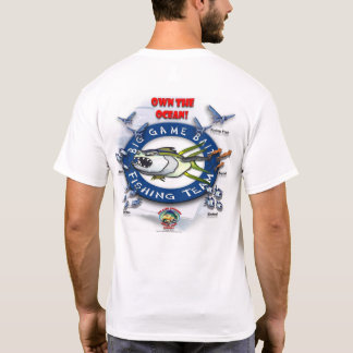 """Own The Ocean! """"Tuna"""" T-Shirt"""
