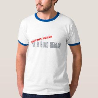 Owned By A Blue Heeler T-Shirt
