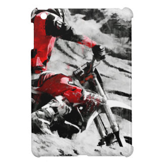 Owning The Mountain  -  Motocross Dirt-Bike Racer Case For The iPad Mini
