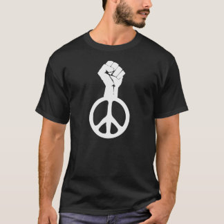 OWS Fight The Power Peace Shirt