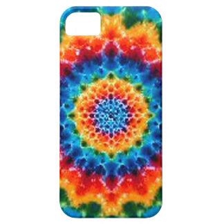 Owsley Mandala Tie-Dye iPhone 5 Bare iPhone 5 Cases