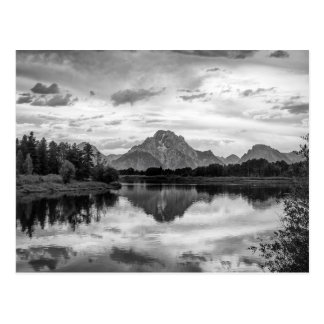 Oxbow Bend in Grand Teton National Park Postcard