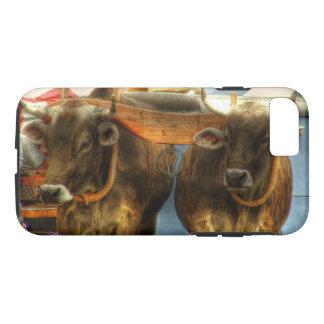 Oxen Team Phone Case