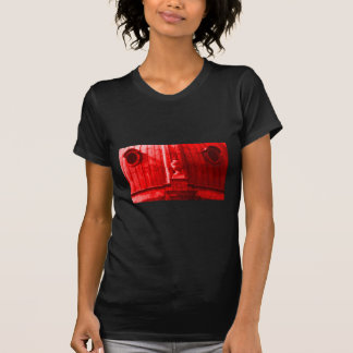 Oxford 1986 snapshot 163 Red The MUSEUM Zazzle Gif T-shirt