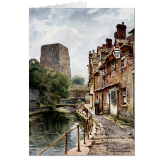 Oxford Castle Card