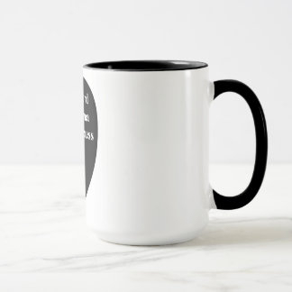 Oxford Comma Awareness Mug