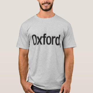 Oxford Comma TShirt