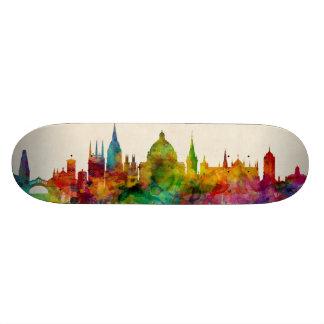 Oxford England Skyline Custom Skateboard