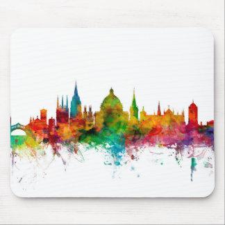 Oxford England Skyline Mousepad