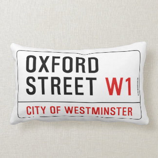 Oxford Street Lumbar Cushion