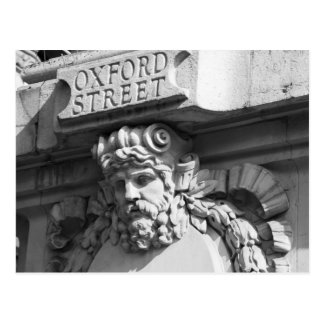 Oxford Street Postcard