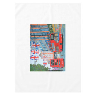 Oxford Street- Queen Dimond Jubilee Table Cloth