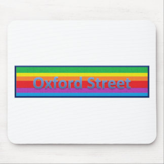 Oxford Street Style 3 Mouse Mats
