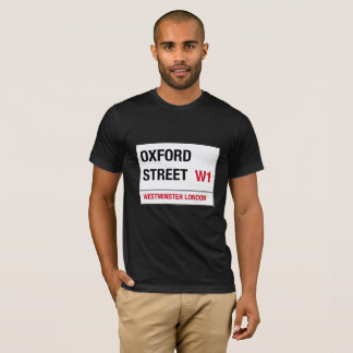 Oxford Street Westminster London W1 T-Shirt
