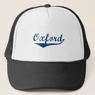 Oxford Trucker Hat