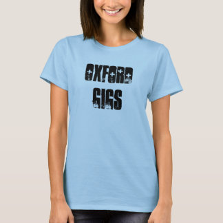 OXFORDGIGS T-Shirt