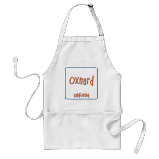 Oxnard California BlueBox Standard Apron