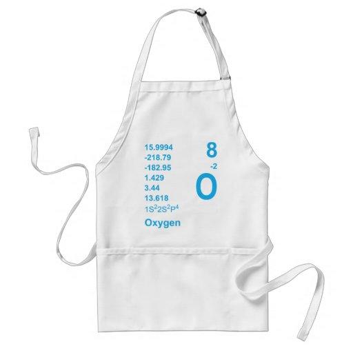 Oxygen Apron