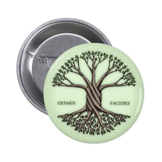 Oxygen Factory Pin