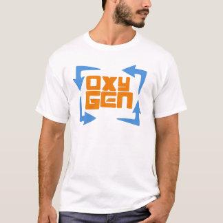 OxyGen Logo Gear T-Shirt