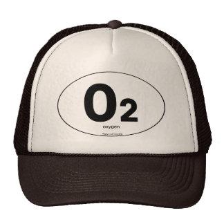 Oxygen Trucker's Cap