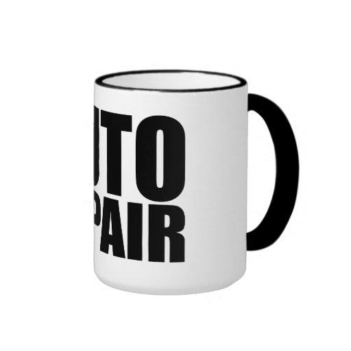 Oxygentees Auto Repair Mug