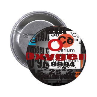 Oxygentees CERIUM Pins