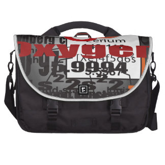 Oxygentees Commuter Bag Periodic Table