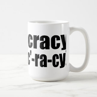 Oxygentees Ineptocracy Coffee Mug