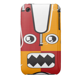 Oxygentees MONSTER COOL PHONE CASE iPhone 3 Case-Mate Cases