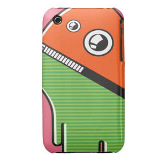 Oxygentees MONSTER COOL PHONE CASE Case-Mate iPhone 3 Cases