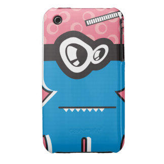 Oxygentees MONSTER COOL PHONE CASE iPhone 3 Case-Mate Case
